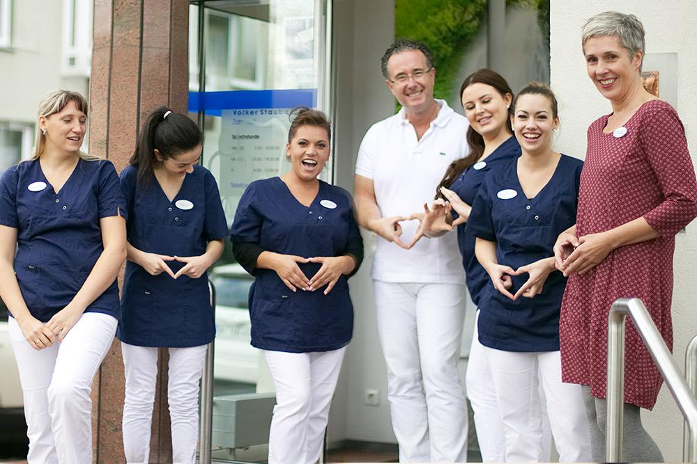 Fortbildungen Zahnarztteam Hannover Dr Staubach