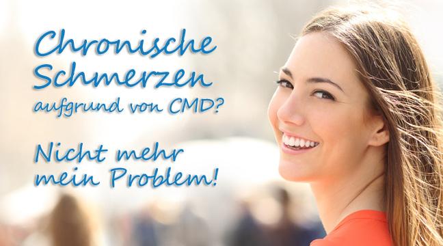 CMD – Craniomandibuläre Dysfunktion (CMD) in Hannover behandeln.