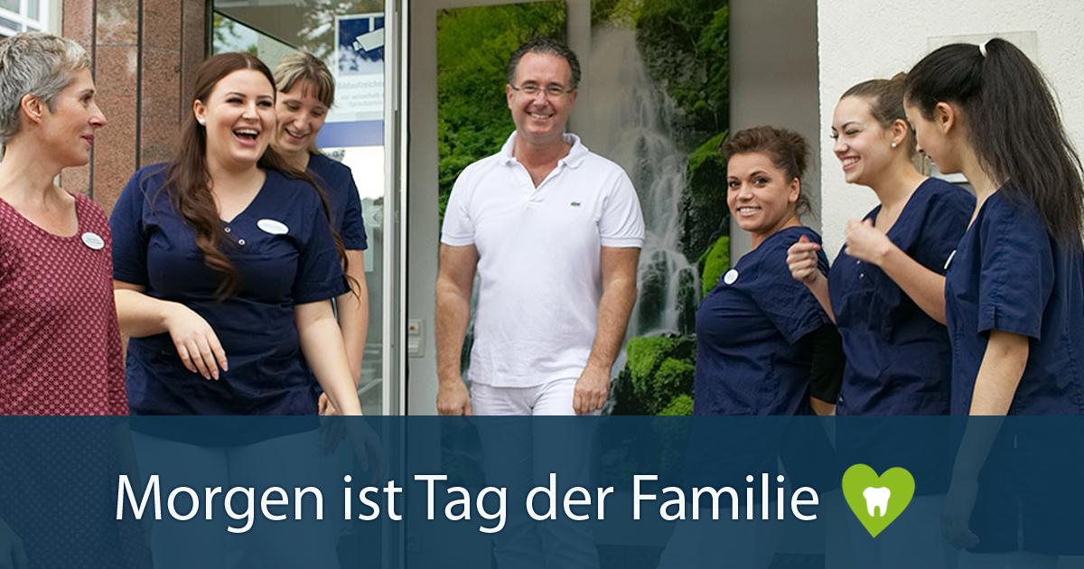 Zahnarztpraxis Hannover Dr. Volker Staubach Tag der Familie